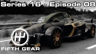 Fifth Gear: Series 16 Episode 8