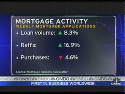 Advantages of Refinancing - CNBC with Craig Strent