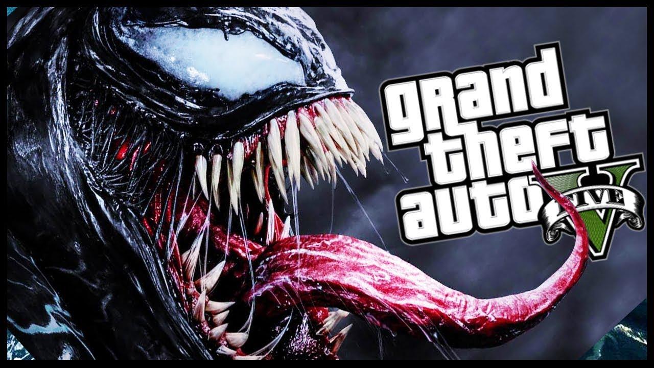 VENOM IN GTA 5 !