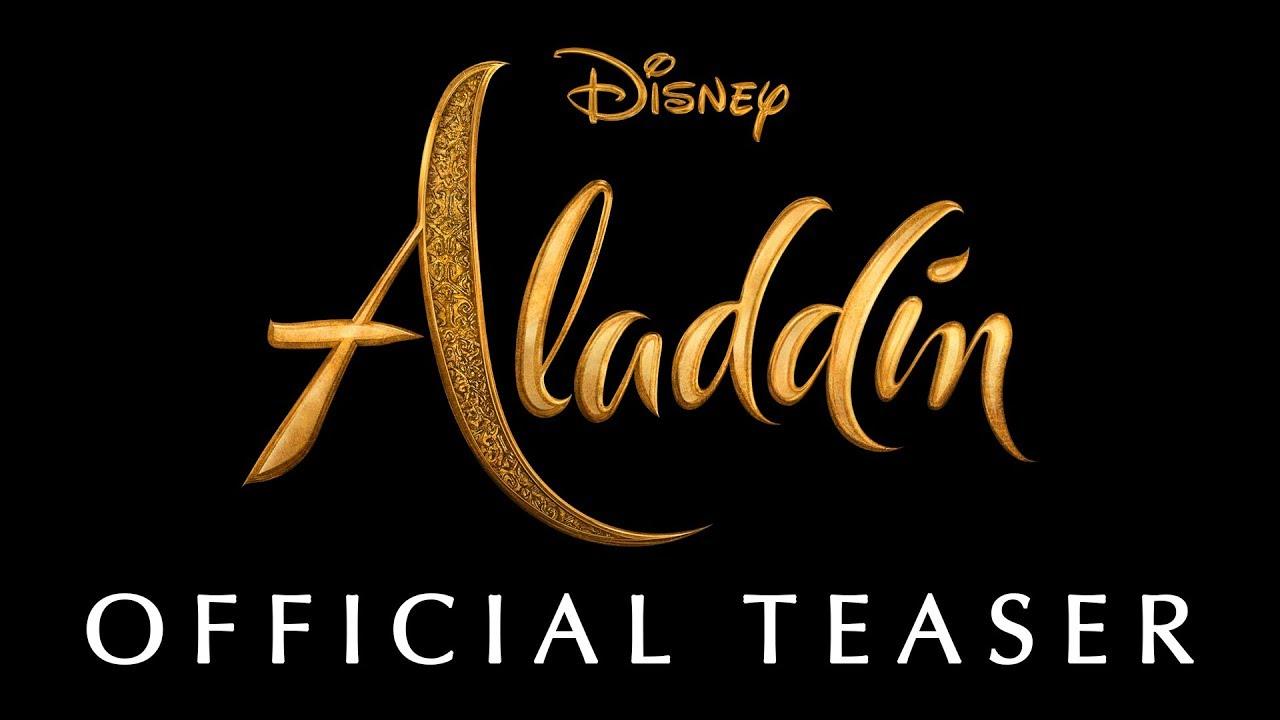 Trailer de Aladdin