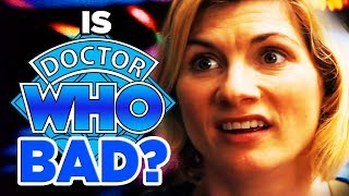 Is Doctor Who Series 11 Bad?