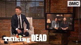 'Why Didn't Tara Kill Jesus?' Highlights Ep. 802 | Talking Dead