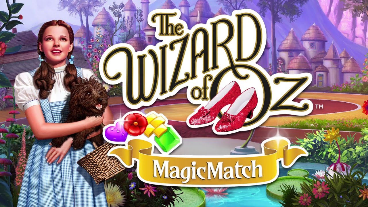 Play Wizard of Oz: Magic Match on PC 2