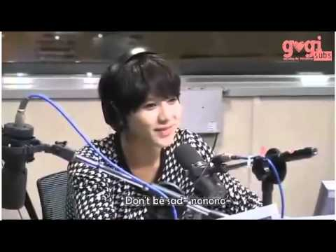 [ENG SUB] 20131018 Boom's Youngstreet - Taemin's heart is 100% leaning to Naeun?