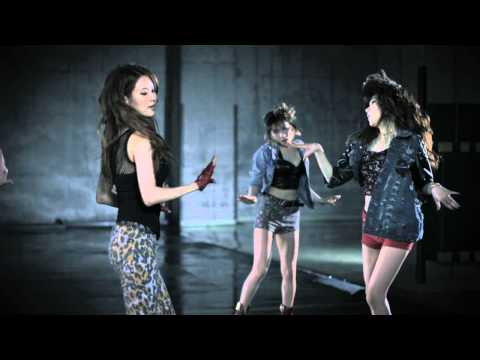 Japan 1st Album GIRLS' GENERATION_BAD GIRL_MUSIC VIDEO