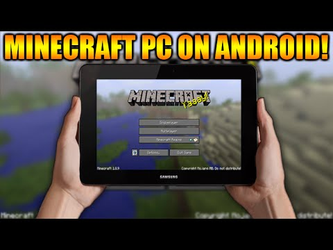 how to get minecraft full version for free on android tablet