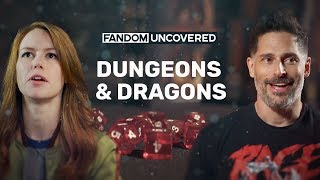 Defeat Your Demons with Dungeons & Dragons | FANDOM UNCOVERED