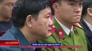 Đề nghị mức án chung thân trong đại án Đinh La Thăng, Trịnh Xuân Thanh