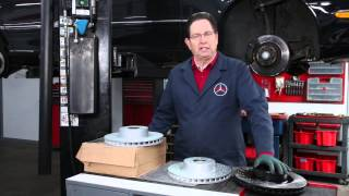 New Front Brake Rotor Comparison from 3 Different Manufacturers