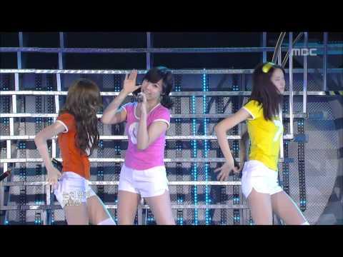 Girls' Generation - OH!, 소녀시대 - 오!, Music Core 20100227