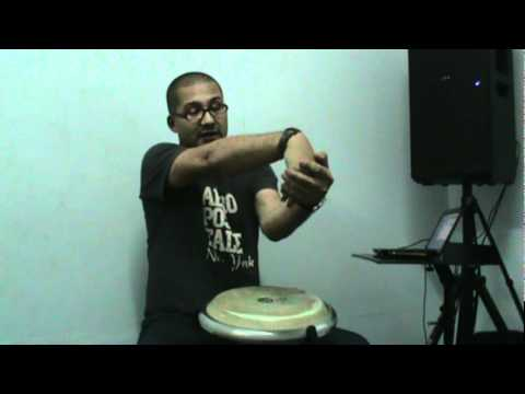 video 1 tutorial de percusion menor