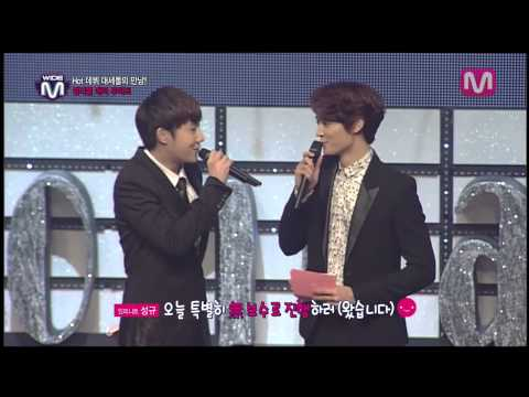 [ENGSUB] Debut of T(W)O Hearts:Woohyun and Key