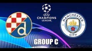 Manchester City vs Dinamo Zagreb 2019/2020 Vòng Đấu Bảng C Cúp C1 Châu Âu Ngày 2_10_2019