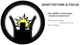 Service Rifle - Sight Alignment, Sight Picture & Focus