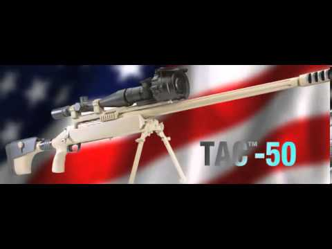 McMillan TAC-50 video