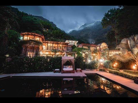 GUATEMALA HOTELS - CASA PRANA RESORT HOTEL - LAKE ATITLAN
