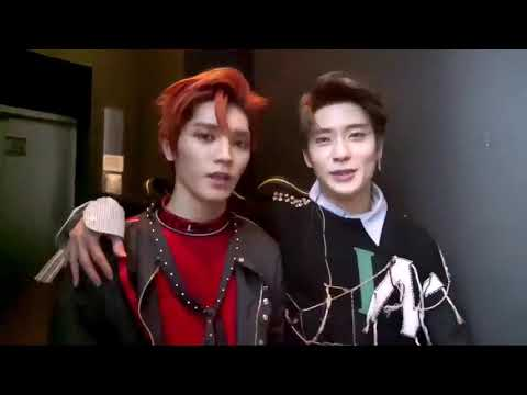 NCT Jaeyong moments part 1 ( Jaehyun + Taeyong )