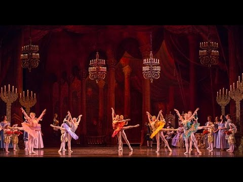 "BalletMet presents Edwaard Liang's ""Sleeping Beauty"""
