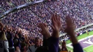 Vikings Skol Chant at US Bank Stadium - Oct 22, 2017