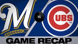 5/11/19: Contereas' walk-off homer gives Cubs 2-1 win