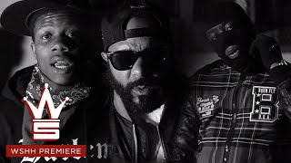 "Jim Jones ""Can't Tell Bout"" feat. Trav & Neek Bucks (WSHH Premiere - Official Music Video)"