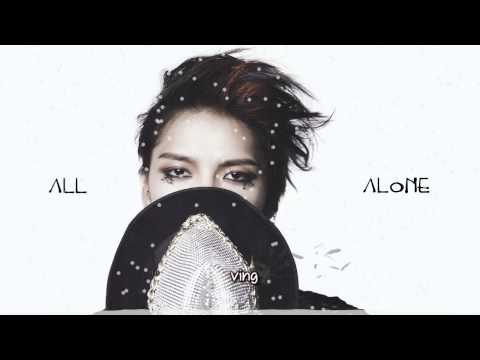Kim Jaejoong 김재중 - All Alone [eng + rom + hangul + karaoke sub]