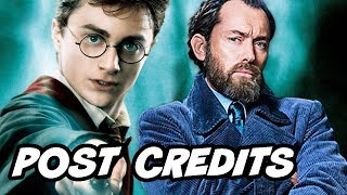Fantastic Beasts 2 Ending Scene - Major Harry Potter Changes Explained
