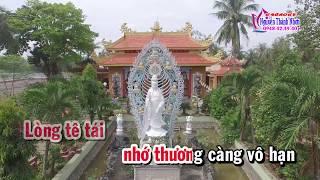 Karaoke vọng cổ NHỚ ÂN SƯ - DÂY ĐÀO [T/g Hoàng Giang]