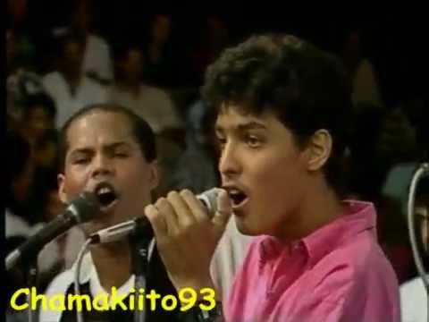 RUBBY PEREZ - Dame Veneno - Buscando Tus Besos (80's)