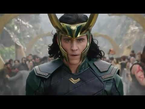 Thor and Loki - Hey brother