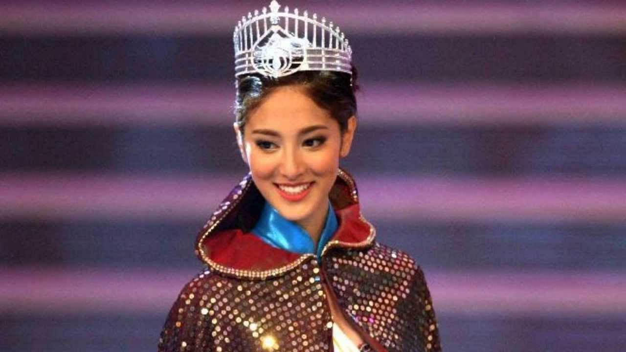 Beauty miss asian