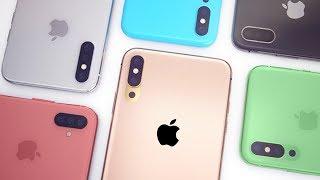 iPhone 9 et iPhone XI : Les Grandes Nouveautés ! (rumeurs) -