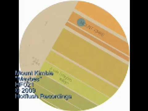 Mount Kimbie - Maybes - HF021