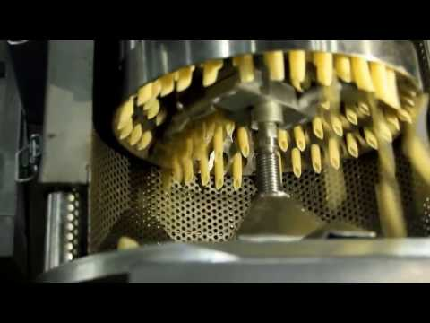 Automatic Pasta Production Line with Capacity 250 kg/hr