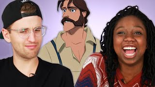 We Reviewed Hot Disney Dads