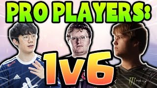 Overwatch Pro Players: Best 1v6 Moments