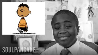 Kid President + Peanuts | BONUS! Inspired by Charles M Schulz