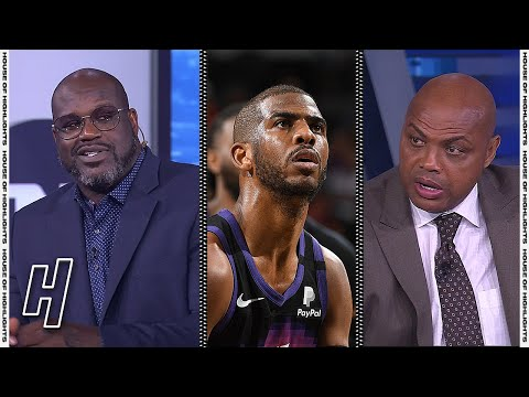 Inside the NBA Reacts to Nuggets vs Suns Game 1 Highlights | 2021 NBA Playoffs