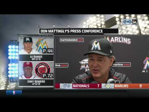 Miami Marlins vs Washington Nationals
