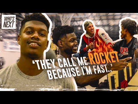 Rocket Watts Is The Most UNDERRATED Player In The Country. Spire Guard Might Be BETTER Than LaMelo!