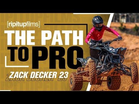 Zack Decker's Path To Pro