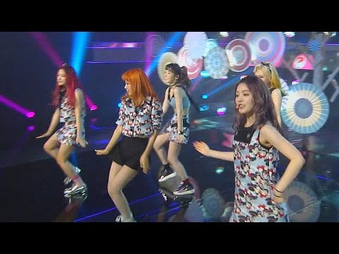 [Comeback] 160911 Red Velvet(레드벨벳) - Russian Roulette(러시안 룰렛) @ Inkigayo