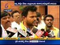MP Ram Mohan on  Chandrababu Delhi visit purpose