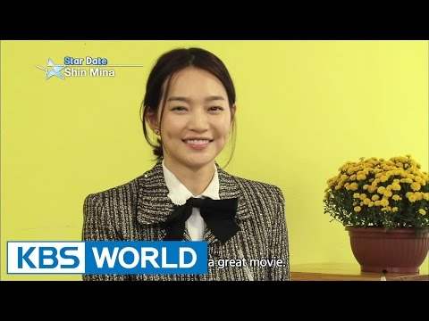 Guerilla Date with Shin Mina (Entertainment Weekly / 2014.10.18)