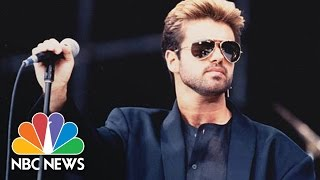 George Michael Discusses Coming Out In 2004 Interview With Matt Lauer | Flashback | NBC News