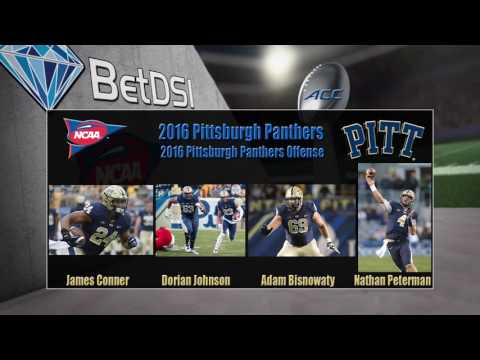 2016 NCAA Betting | Pittsburgh Panthers Team Preview and Odds