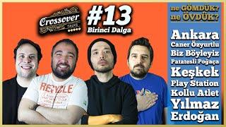 """Crossover Talks #13 """"Birinci Dalga"""" - YA GÖM YA ÖV! (NATALIE PORTMAN)"""