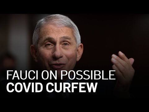 Fauci Would Support California Coronavirus Curfew 'If It is Sound'