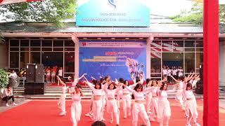 THPT Lương Thế Vinh - Phần thi Tự chọn - Liên hoan dân vũ 2018 | RAINBOW CLUB