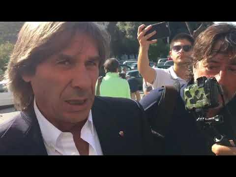 VIDEO - Bruno Conti ricorda Giorgio Rossi:
